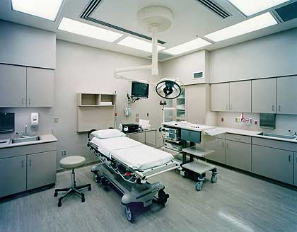 Springhill Surgery Center Operating Room