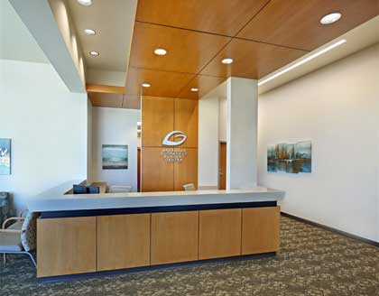 Arkansas Outpatient Surgery Center Front Desk