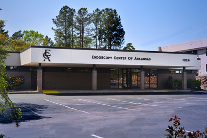 Endoscopy Center of Arkansas Street View