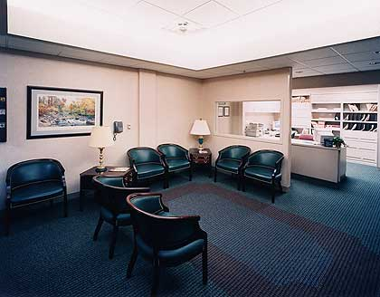 OrthoArkansas Surgery Center Waiting Room