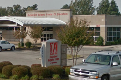 Outpatient Surgery Center of Jonesboro Street View